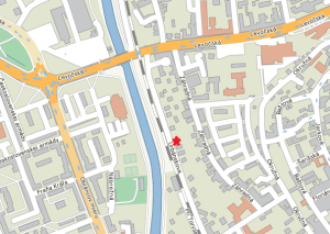 mapa urbankova
